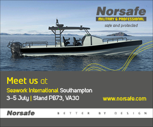 NORSAFE 300x250 June 2018